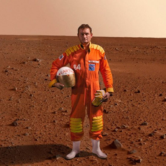Adam Norton, Adam Norton On Mars, 2010